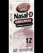 Wf 12Hr Nasal Spray