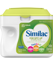 Similac® For Spit-Up In Healthy Infants Non-GMO OptiGro™ with...