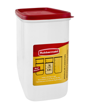 Rubbermaid Modular Canisters - 16 Cups