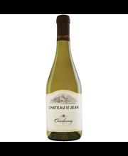 Chateau St Jean® Chardonnay Wine 750mL Glass Bottle