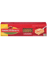American Beauty® Lasagna 8 oz. Box