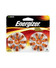 Energizer EZ Lock & Turn AZ13DP-16 Batteries