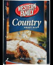 Wf Country Gravy