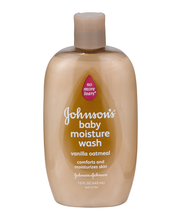 Johnson's® Vanilla Oatmeal Baby Moisture Wash 15 fl. oz. Bottle