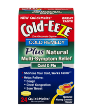 Cold-Eeze Cold Remedy Plus Natural Multi-Sympton Relief Cold ...