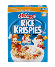 Kellogg's® Rice Krispies® Cereal 9 oz. Box