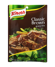 Knorr® Classic Brown Gravy Mix 1.2 oz. Packet