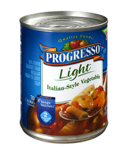 Progresso™ Light Italian-Style Vegetable Soup 18.5 oz. Can