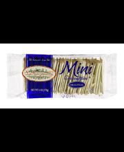 La Panzanella Mini Artisian Crackers Croccantini Original