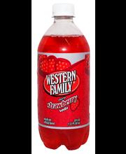 Wf Soda Strawberry