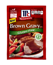 McCormick® Gluten-Free Brown Gravy, 0.88 oz. Packet