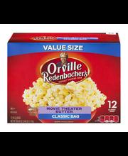 Orville Redenbacher's Gourmet Popping Corn Movie Theater Butt...