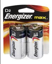 Energizer Max D2 - 2 CT