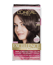 L'Oreal® Paris Excellence® Creme Triple Protection Color 3 Na...