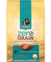Rachael Ray™ Nutrish® Zero Grain™ Salmon & Sweet Potato Recip...