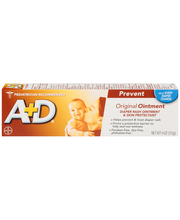 A+D® Prevent Original Diaper Rash Ointment & Skin Protectant ...