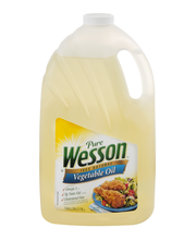 Wesson® Pure Vegetable Oil 1 gal. Jug