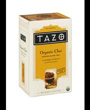 Tazo® Organic Chai Tea 20 ct Box