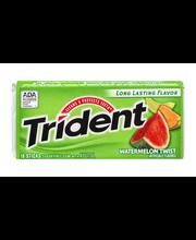 Trident Watermelon Twist Sugar Free Gum with Xylitol 18 Stick...