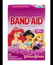 Band-Aid® Disney Princess Assorted Size Adhesive Bandages 20 ...