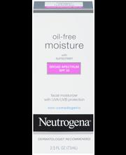 Neutrogena® Oil-Free Moisture Facial Moisturizer with SPF 35 ...