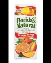 Florida's Natural Orange Mango Juice