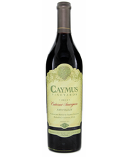 Cabernet Sauvignon, Caymus Vineyards, California, 2014