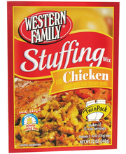 Wf Chicken Stuffing Twin Pack