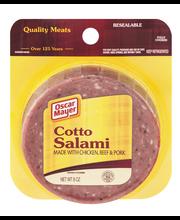 Oscar Mayer Cotto Salami Cold Cuts 8 oz. Pack