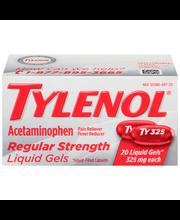 Tylenol® Regular Strength Pain Reliever Fever Reducer Liquid ...