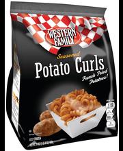 Wf Potato Seasoned Curly Fry