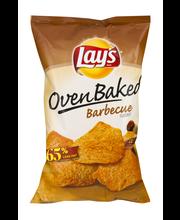Lay's® Oven Baked Barbecue Potato Crisps 6.25 oz. Bag