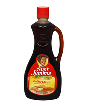 Aunt Jemima Butter Lite Syrup