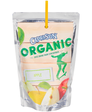 Capri Sun® Organic Apple Juice Drink 10-6 fl. oz. Pouches