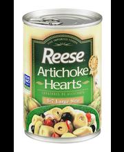 Reese Artichoke Hearts Large