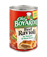 Chef Boyardee® Beef Ravioli 15 oz. Can