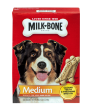 Milk-Bone Original Dog Biscuits - for Medium-Sized Dogs 24-Ounce