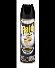 Raid Max® Spider & Scorpion Killer Insecticide 12 oz. Aerosol...
