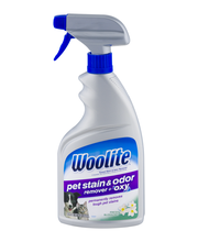 Woolite Pet Stain & Odor Remover + Oxy
