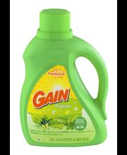 Gain® Original Scent High Efficiency Liquid Laundry Detergent...