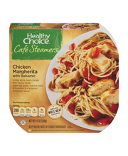 Healthy Choice® Cafe Steamers® Chicken Margherita with Balsam...