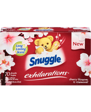 Snuggle® Exhilarations® Cherry Blossom & Rosewood™ Fabric Sof...
