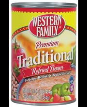 Wf Refried Beans