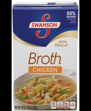 Swanson® Chicken Broth, 48 oz.