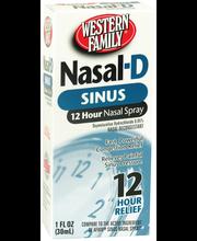 Wf 12 Hr Sinus Nasal Spray