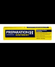 Preparation H® Hemorrhoidal Ointment 1 oz. Box
