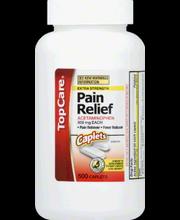 TOPCARE PAIN RLF X-STR CPLTS