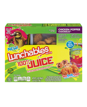 Lunchables Chicken Popper Kabobbles™ Lunch Combinations 3.4 o...