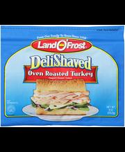 Land O'Frost® Deli Shaved Oven Roasted Turkey 9 oz. Bag