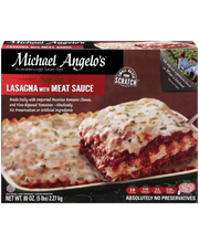 Michael Angelo's® Lasagna with Meat Sauce 80 oz. Box